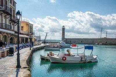 Wetter Kreta Georgioupolis 14 Tage